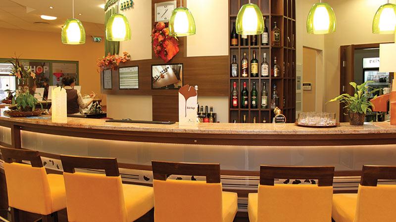 Ginkgo Hotel bár