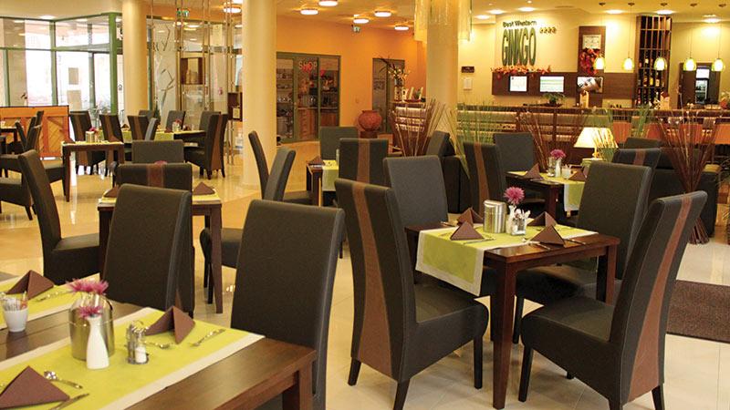 Ginkgo Hotel Restaurant
