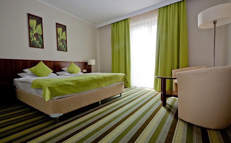 Ginkgo Hotel Lakosztály