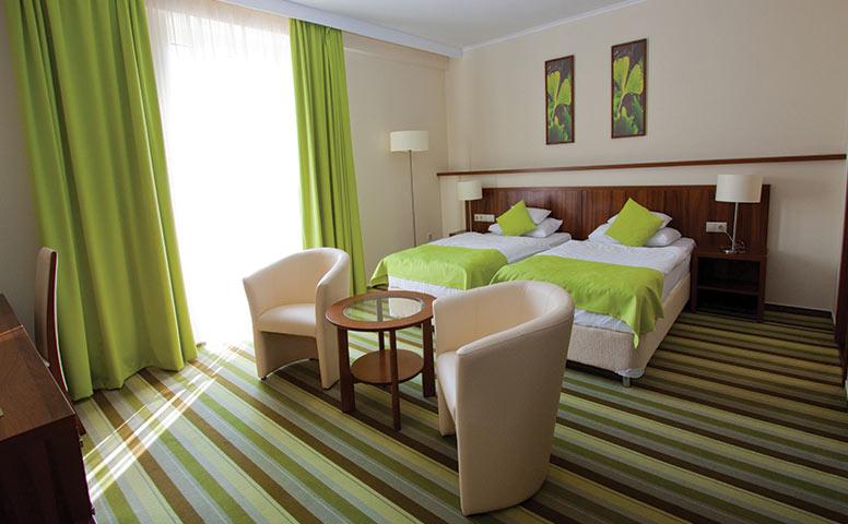 Ginkgo Hotel Apartman